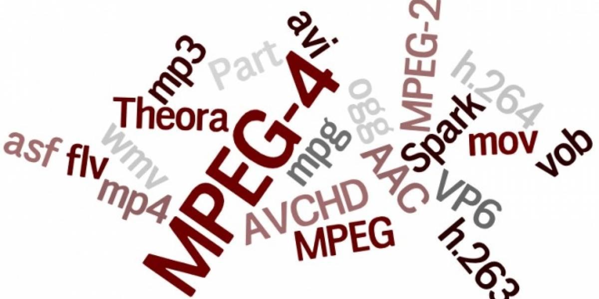 Formato de vídeo MP4 es el más utilizado en dispositivos móviles