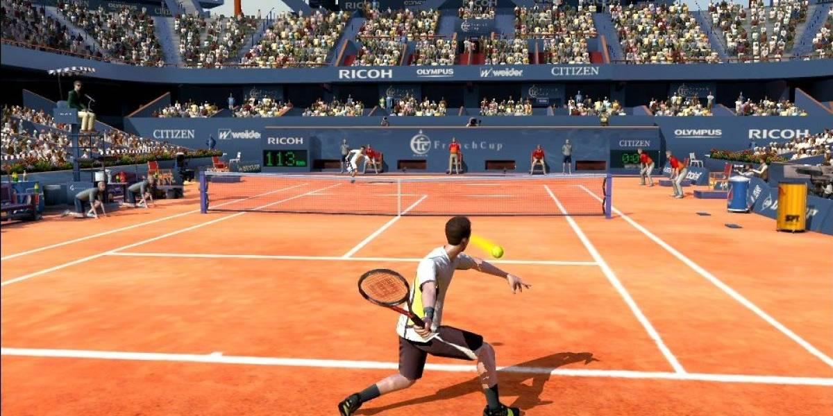 Trailer con todas las características de Virtua Tennis 4 para PS Vita [gamescom 11]