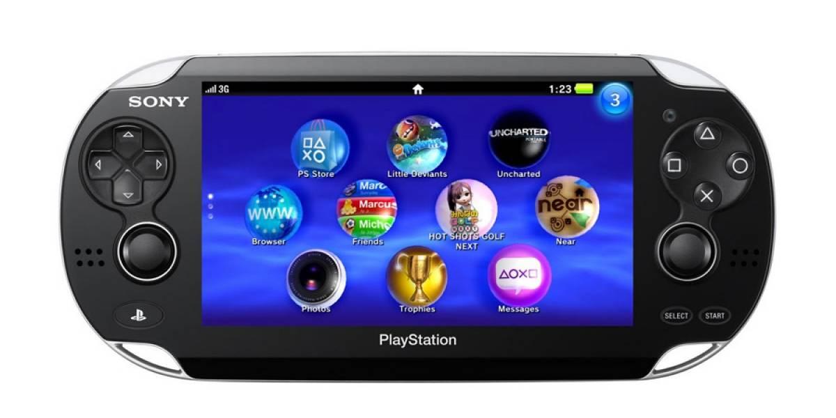 PlayStation Vita estaría limitada a una cuenta de PSN por consola