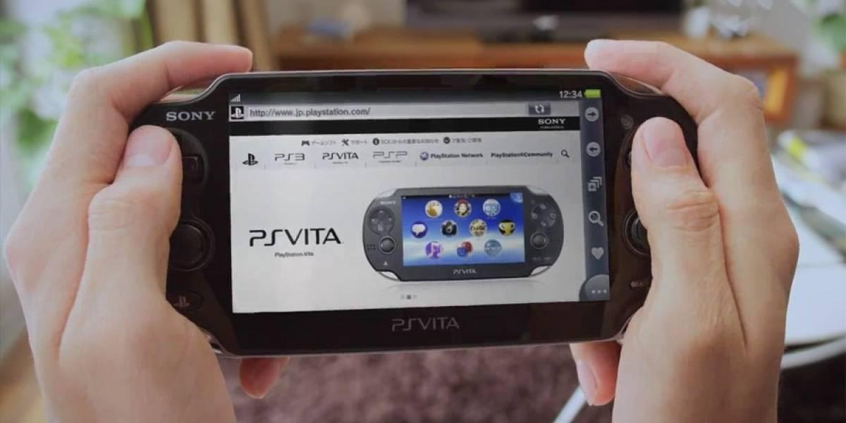 Nuevo video de PlayStation Vita nos muestra su interfaz y otras aplicaciones