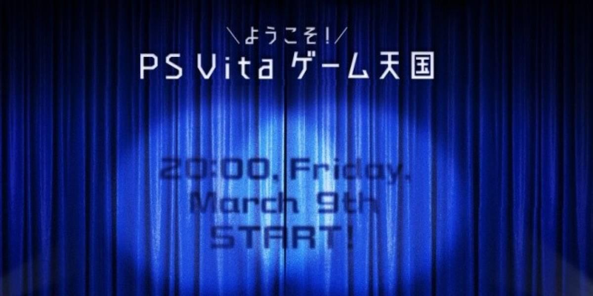 Sony anunciará nuevos juegos para Vita el próximo 9 de Marzo