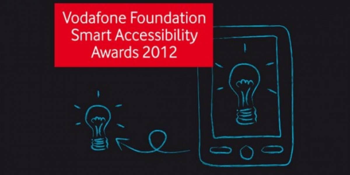 Vodafone España busca las mejores apps Android para mayores y discapacitados