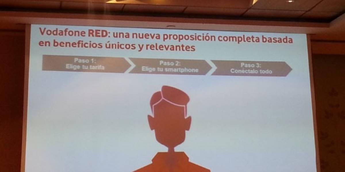 España: Vodafone nos presentó sus nuevas tarifas RED y Base