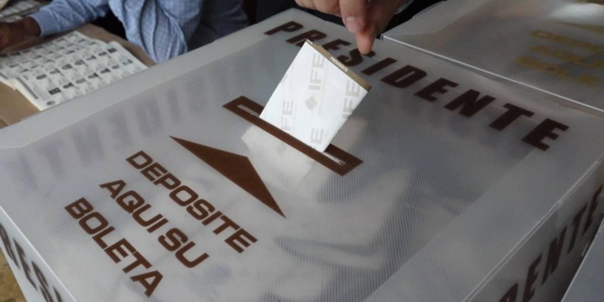 México: El INE comienza pruebas de una urna de votación electrónica para dificultar fraudes