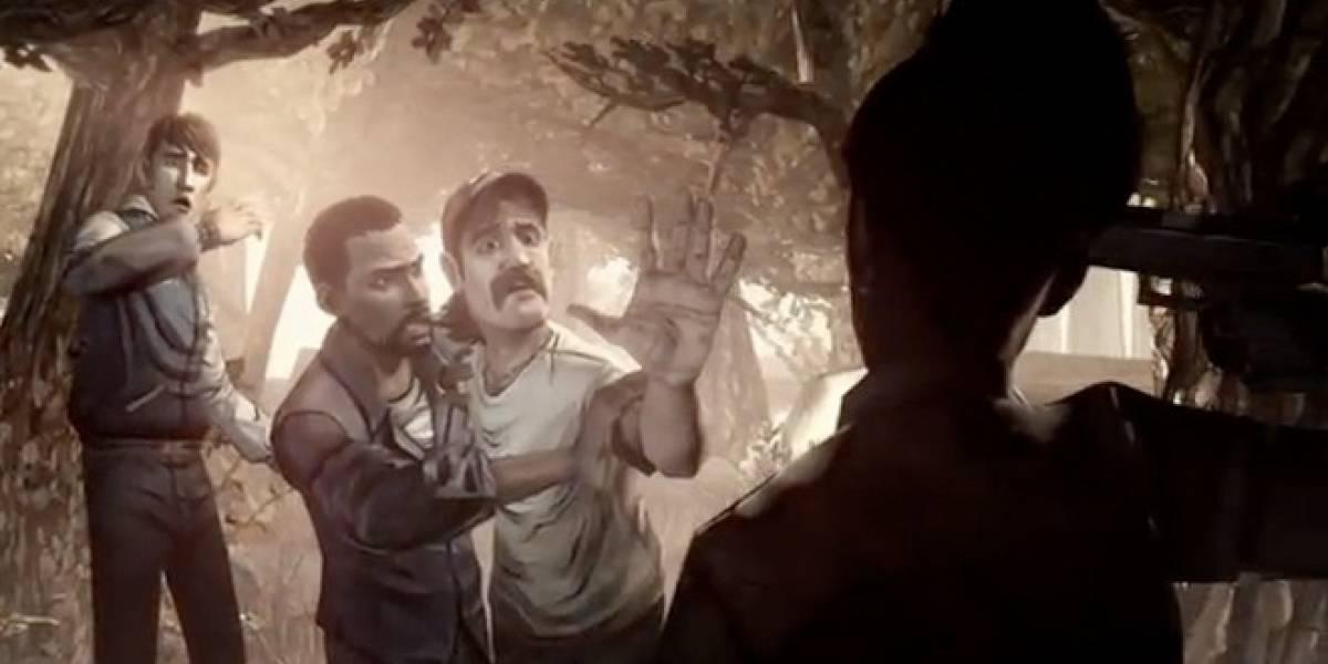 El juego The Walking Dead llegará por capítulos empezando en abril