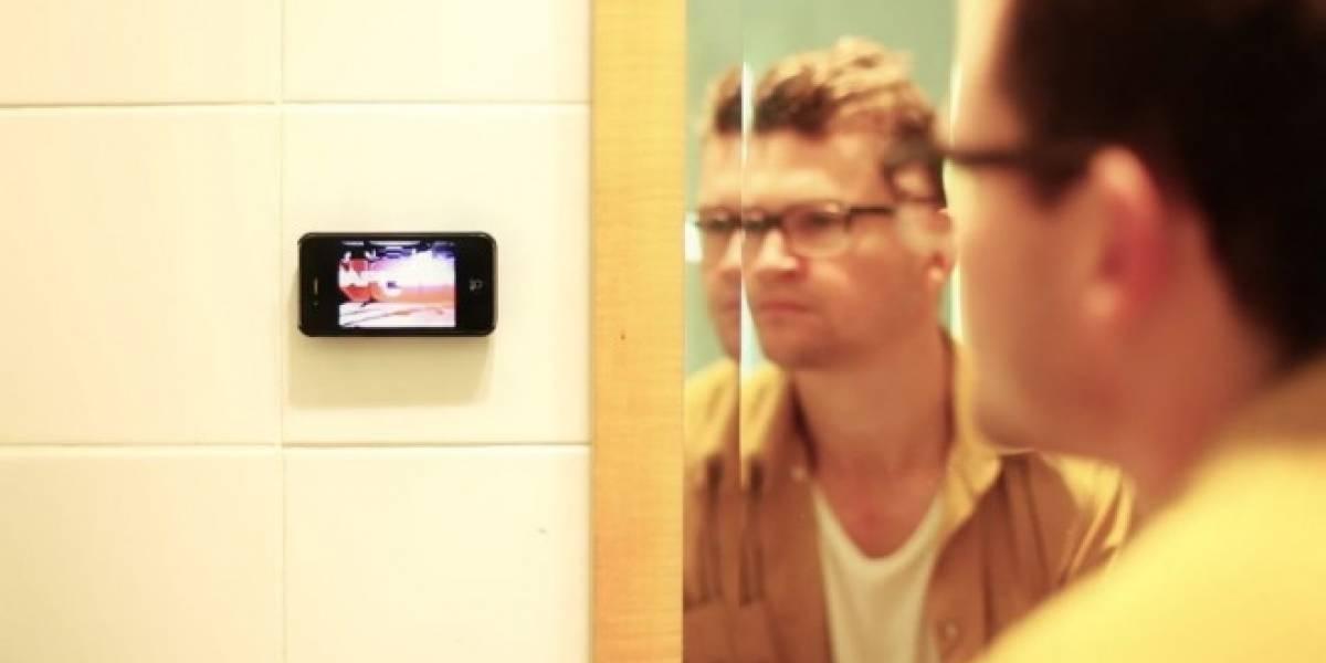 Un nuevo accesorio en Kickstarter: Wallee M, para fijar tu smartphone donde quieras