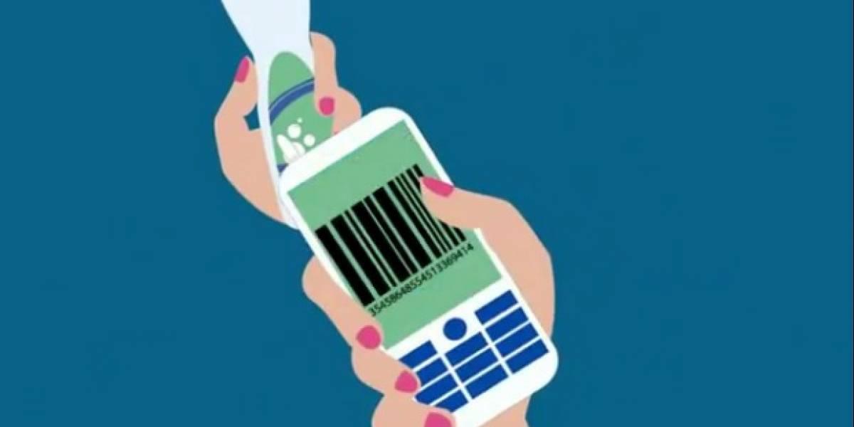 Argentina: Walmart lanza una aplicación móvil que permite escanear códigos de barras de productos