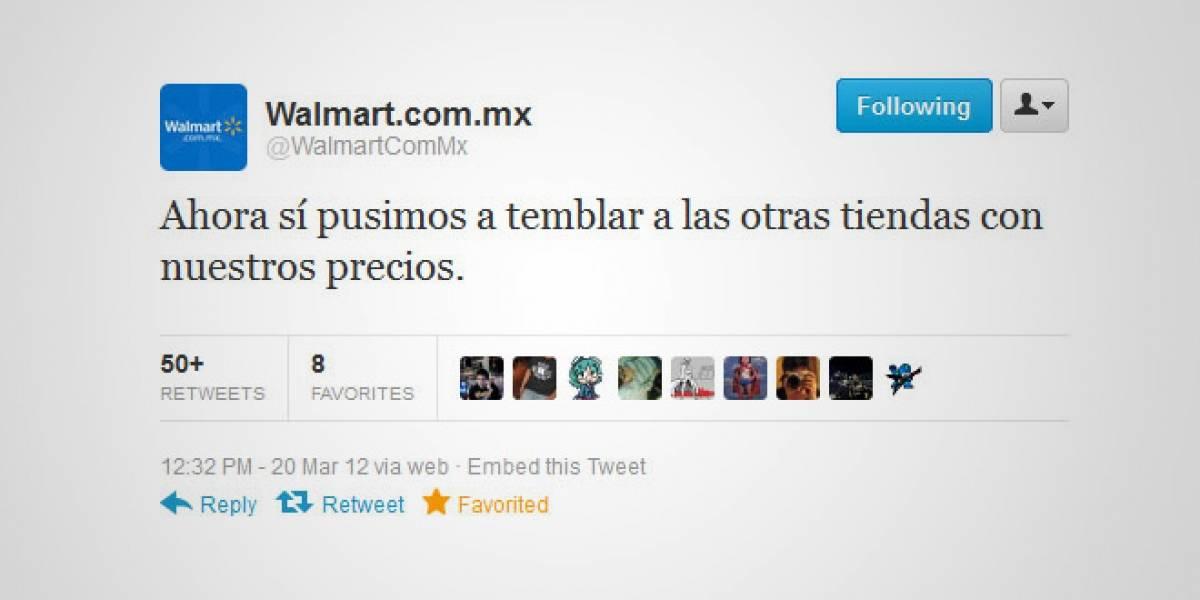 WTF? Walmart México se atribuye el terremoto