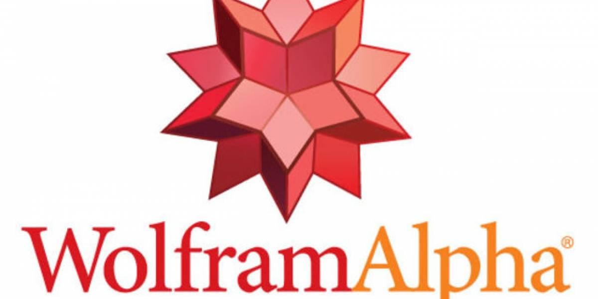 Wolfram Alpha lanza su primera aplicación de escritorio para Windows 7