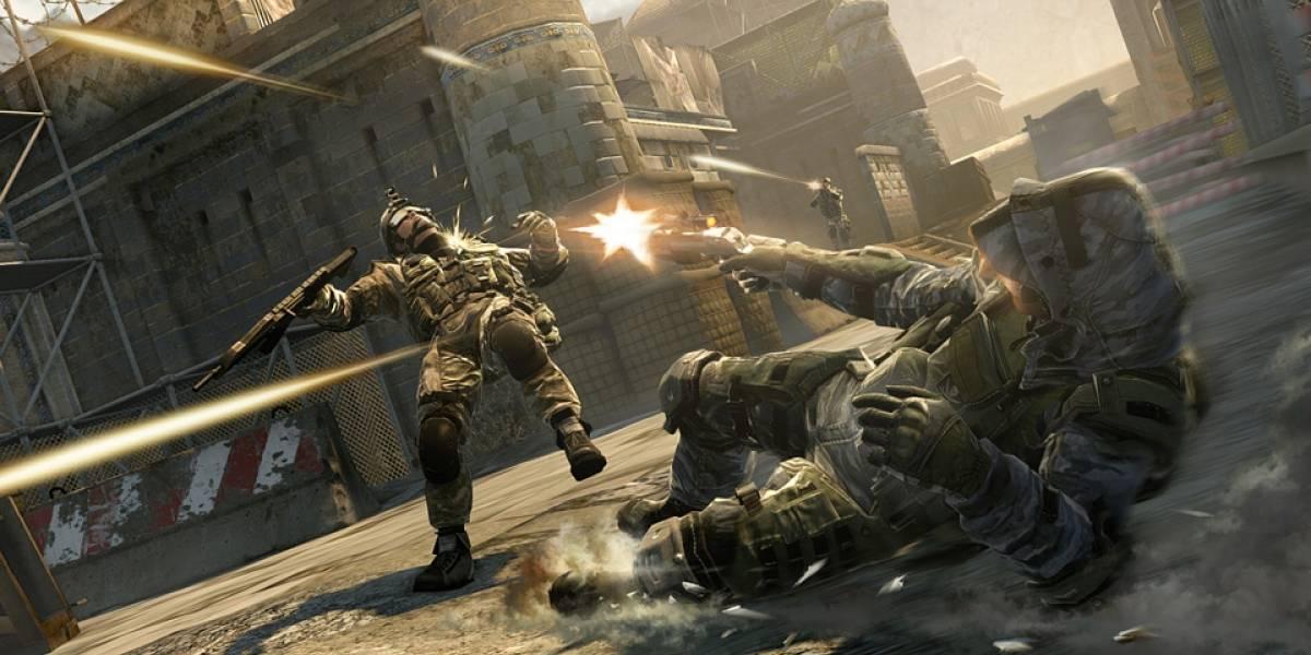 Juega gratis Warface de Crytek sin ser ruso