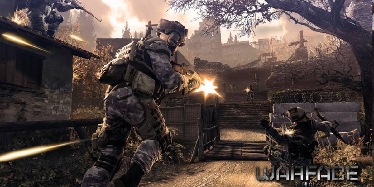Jefe de Crytek dice que Warface podría llegar a consolas