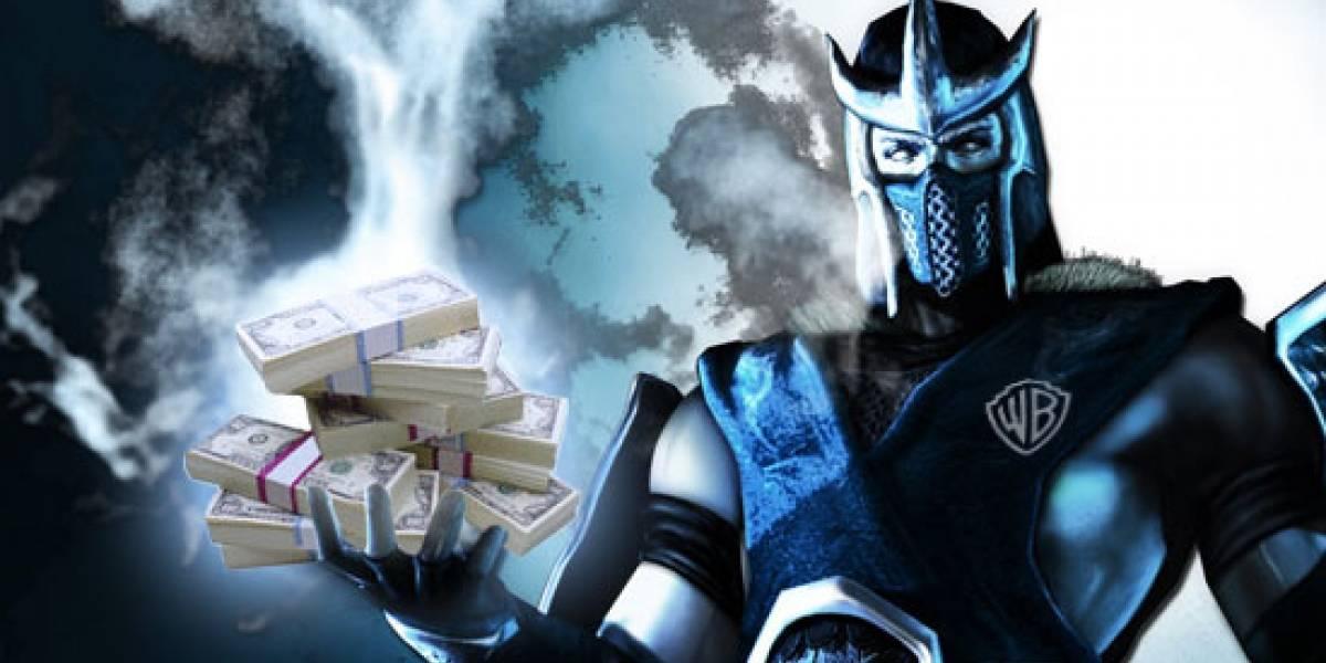 Con casi 3 millones de copias vendidas, Mortal Kombat ya es todo un éxito