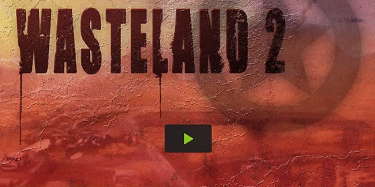 Wasteland 2 supera los USD$2 millones