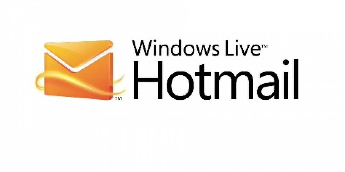 Hotmail permitirá ejecutar Javascript en los mensajes de correo