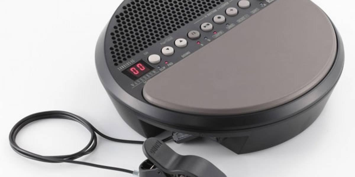 Korg Wavedrum: Ahora tu mesa sí va a ser una batería