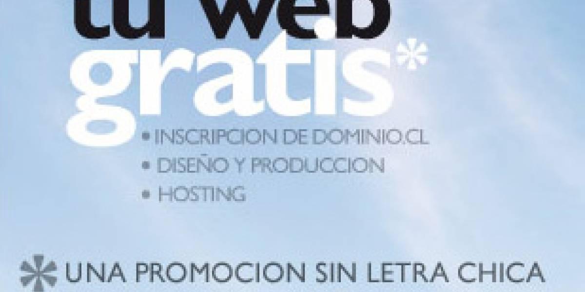 Chile: Publiguías regalará diseño de webs a pequeñas empresas