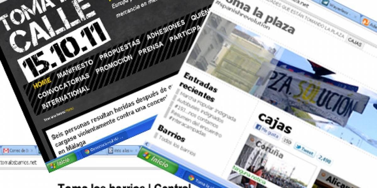 España: Bibliotecas madrileñas censuran las webs del 15-M