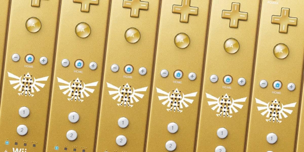 Zelda seguirá la senda de los sensores de movimientos