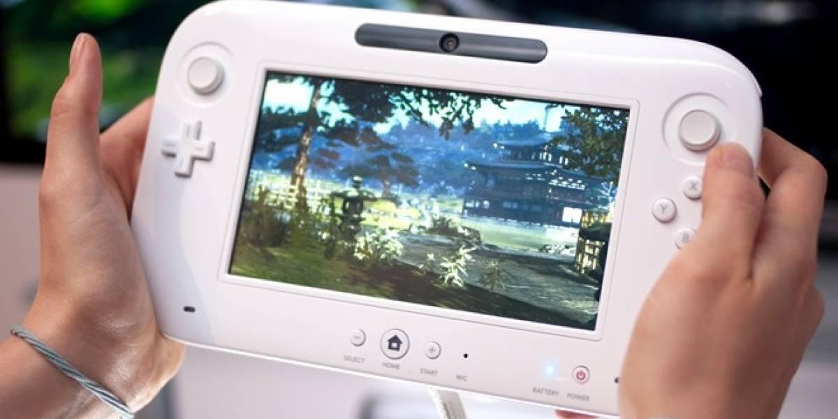 El Nintendo Wii U contará con tecnología NFC