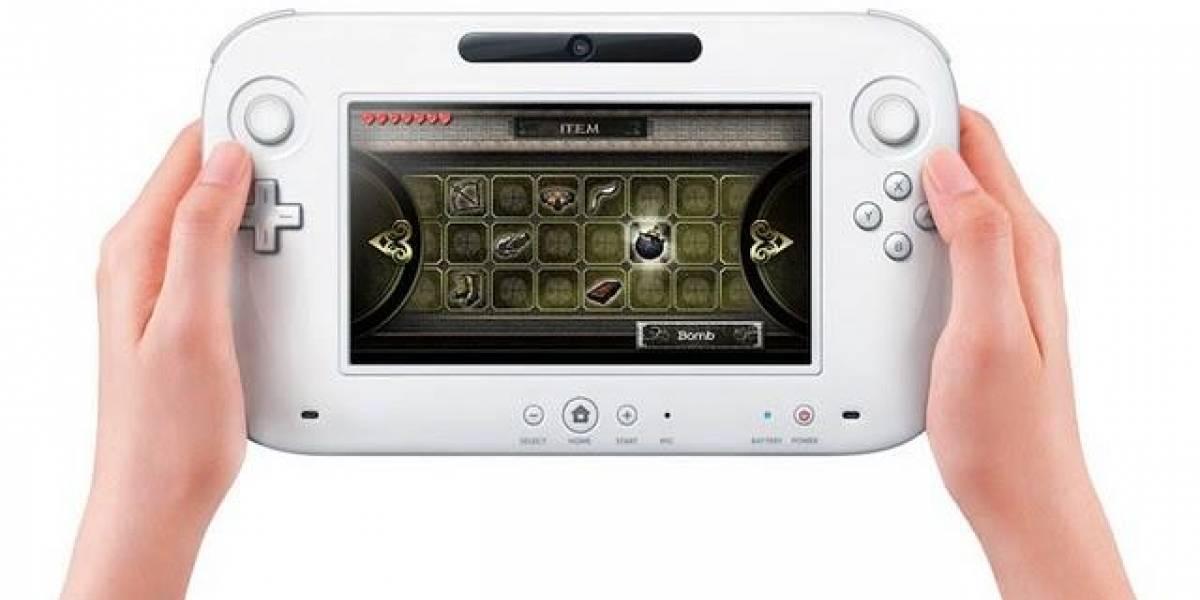 Control de Wii U no se vendería por separado [E3 2011]