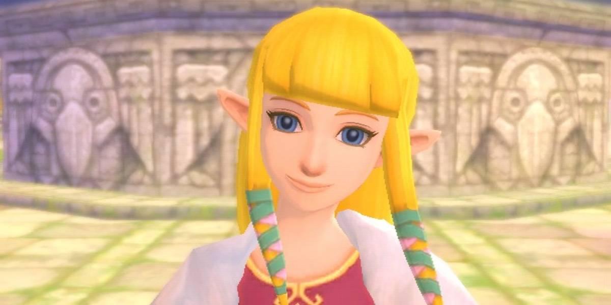 Así se ve The Legend of Zelda: Skyward Sword en la [Comic-Con 11]