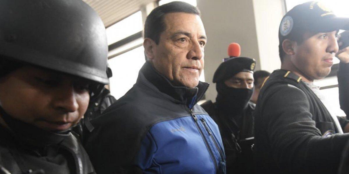 MP presenta acusación contra el exministro de la Defensa Williams Mansilla