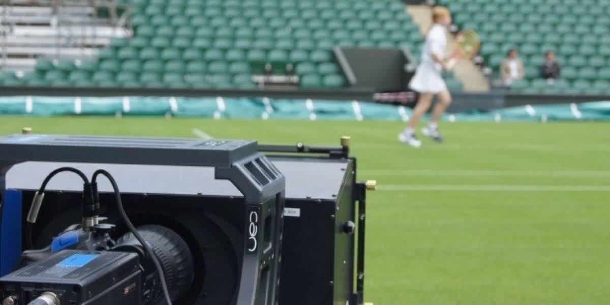 Finales de Wimbledon serán las primeras transmisiones en 3D de la BBC