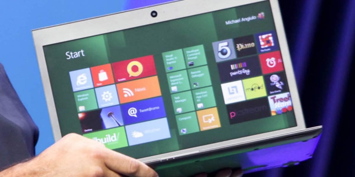 Futurología: Actualización a Windows 8 Pro costará USD$15