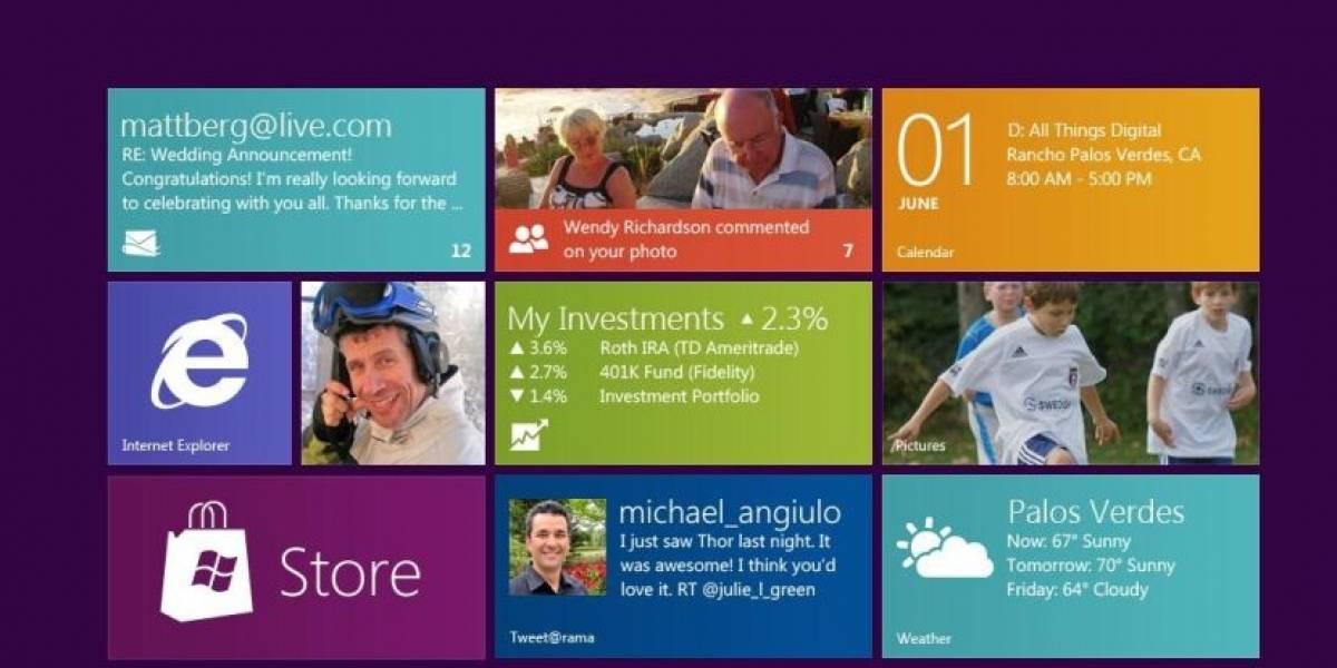 Windows 8 promete reducir drásticamente el tiempo de inicio