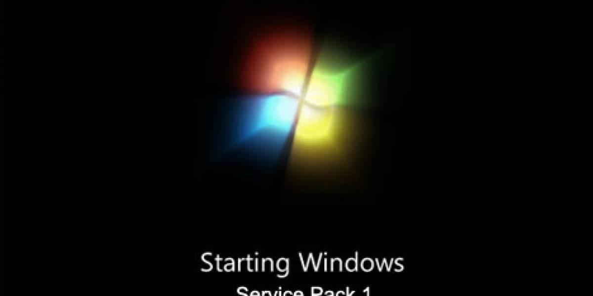 Microsoft comenzó a distribuir Windows 7 SP1 entre los fabricantes de computadores