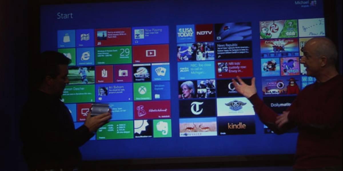 Windows 8 termina su etapa de desarrollo, llega a RTM
