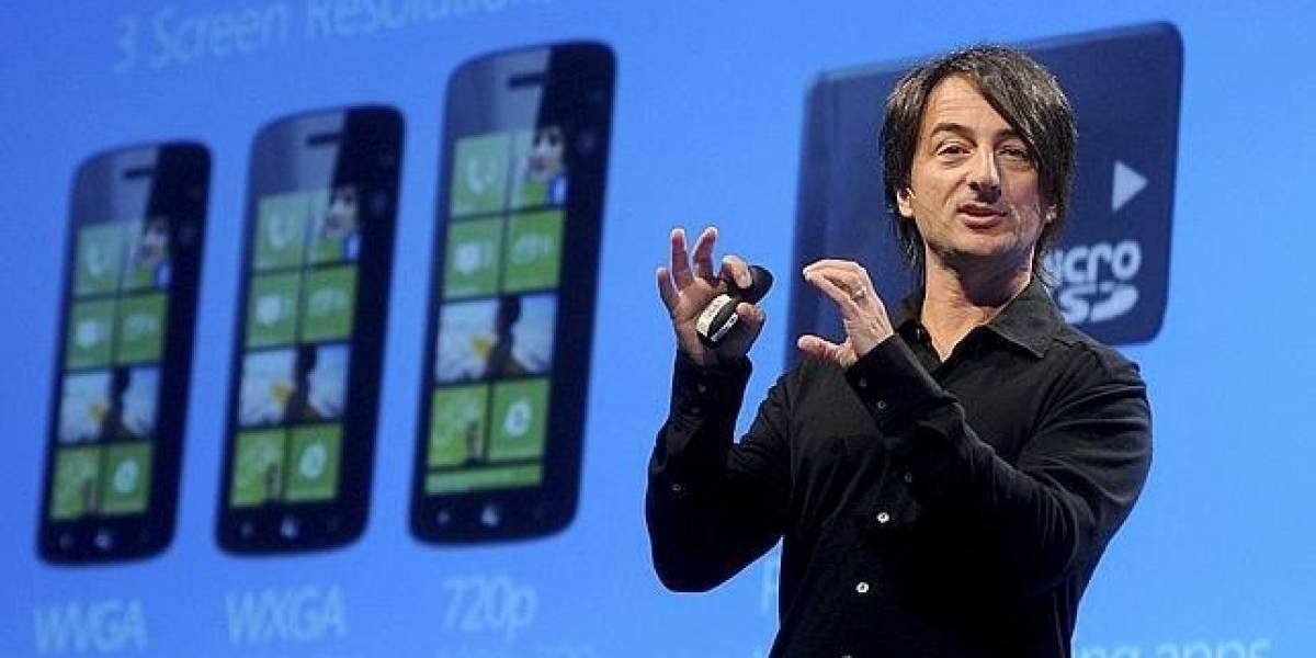 Zenith, Accord y Rio, los primeros Windows Phone 8 de HTC