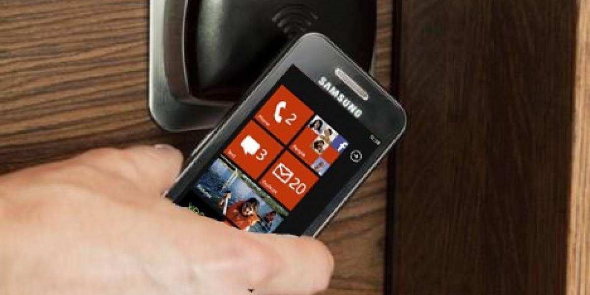 Microsoft: Windows Phone Mango aún no es compatible con NFC, pero lo será en 2012
