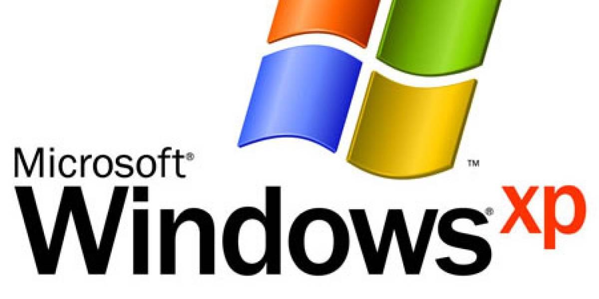 Windows XP sigue reinando en las empresas