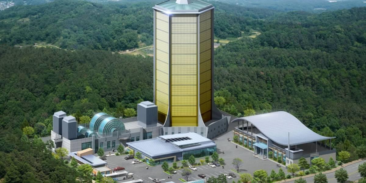 La torre de energía eólica será mucho más eficiente que los molinos actuales