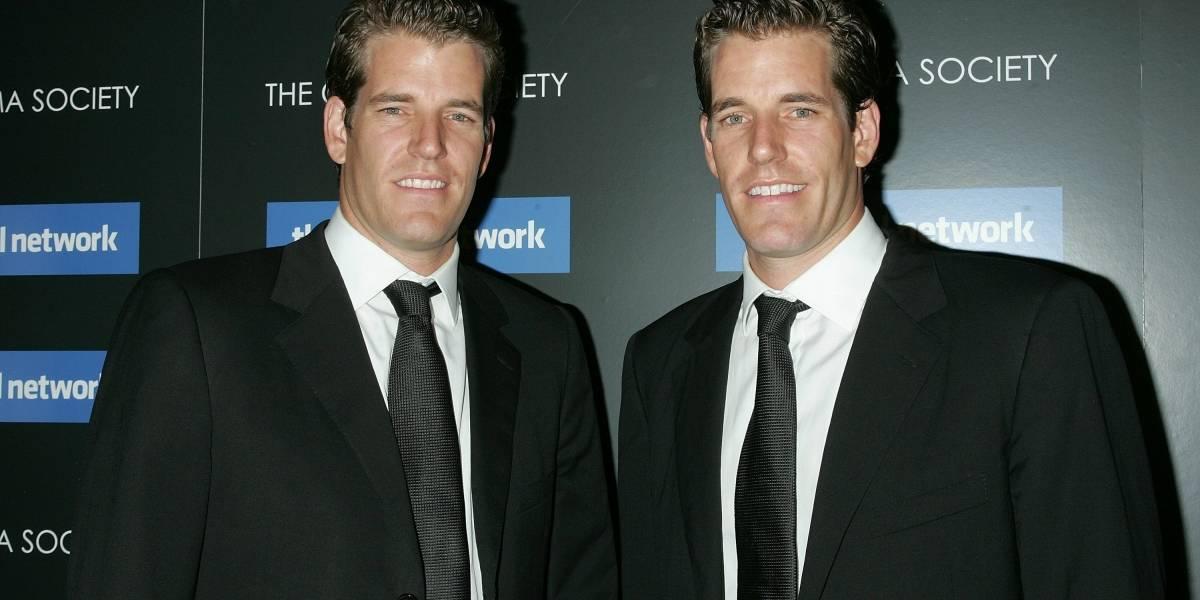 Los gemelos Winklevoss desistieron de su demanda contra Facebook sólo por un día