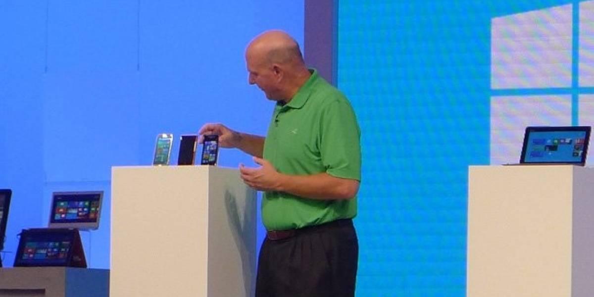 Microsoft estaría probando su propio smartphone