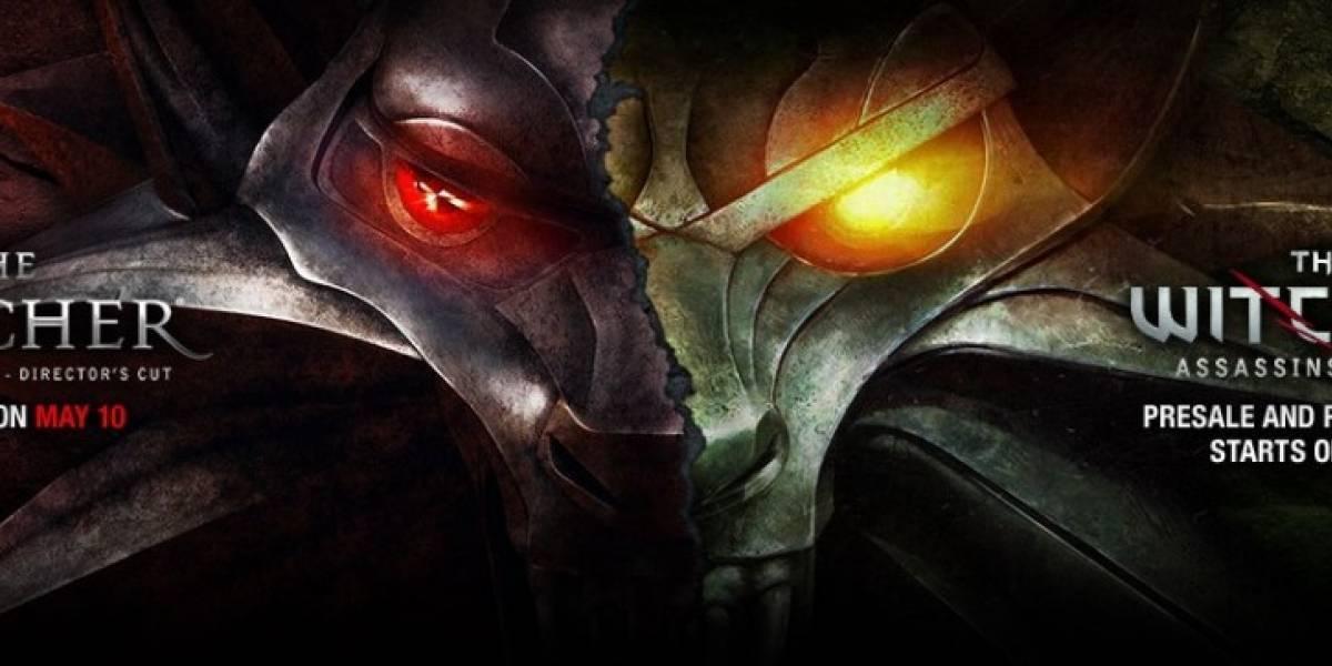 The Witcher 2 no tendrá DRM si lo compras en GOG