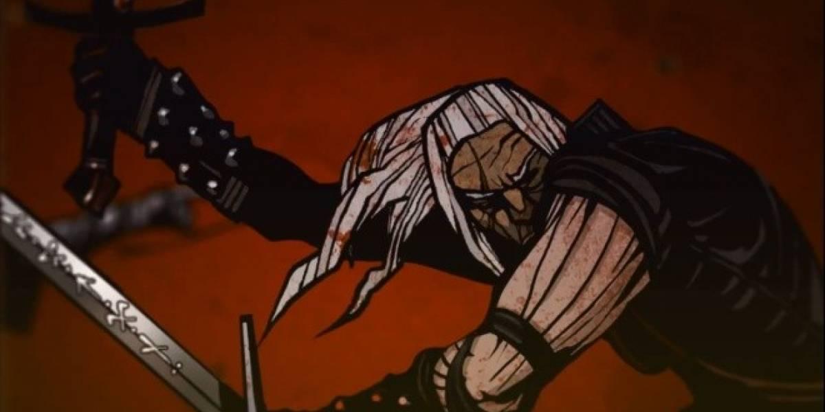 Nuevo corto animado explica la anatomía de Geralt, el protagonista de The Witcher 2