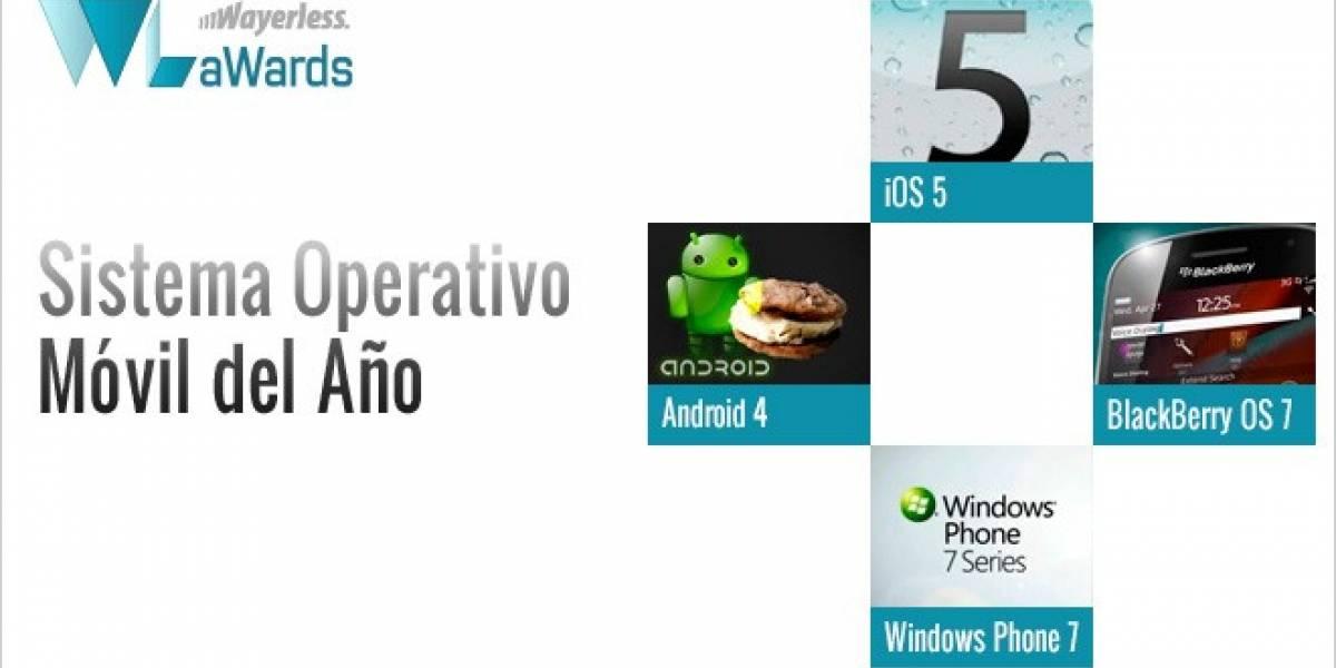 WL aWards 2011: Mejor sistema operativo móvil