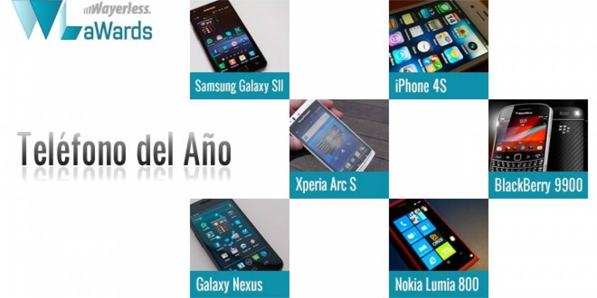 WL aWards 2011: Smartphone del año
