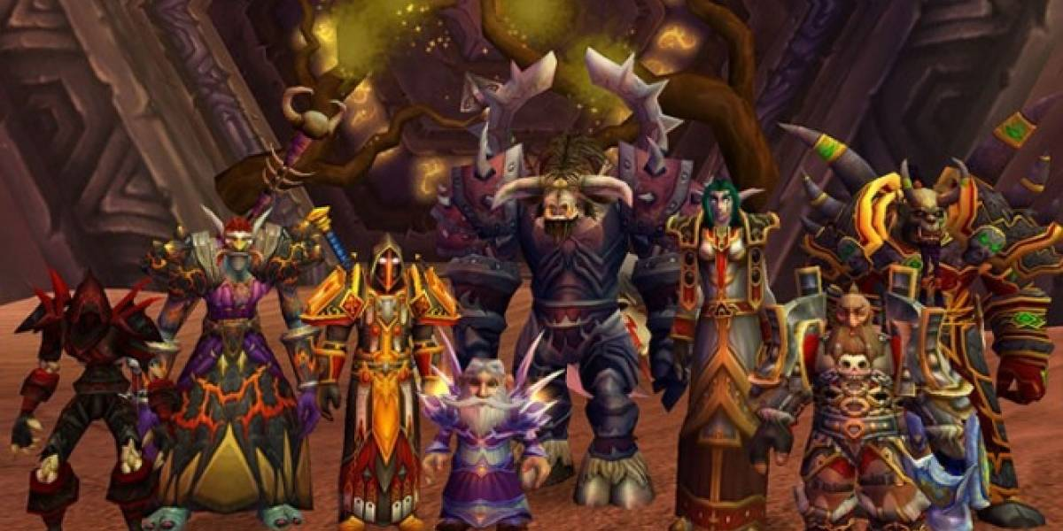 Blizzard piensa en World of Warcraft para iOS