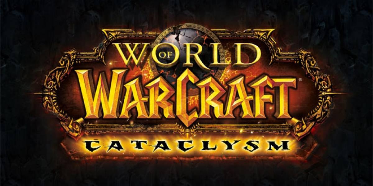 World of Warcraft perdió casi un millón de suscriptores