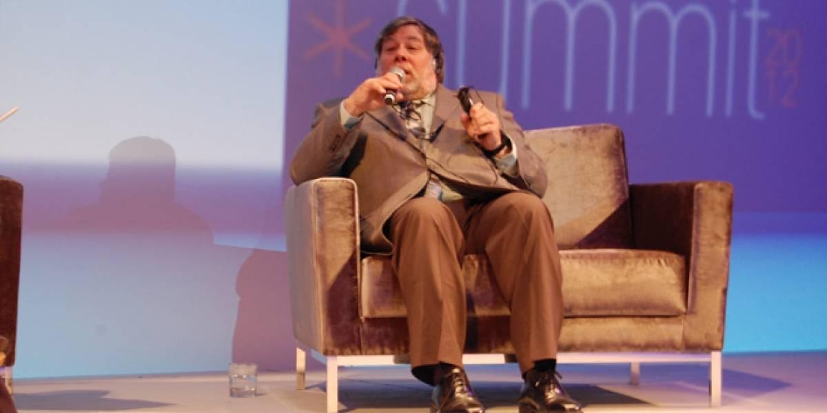 Wozniak: El problema de la educación es que los estudiantes no votan