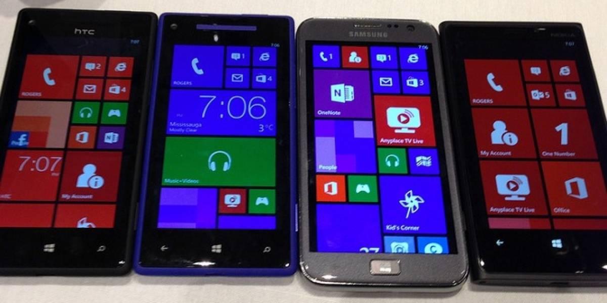 Datos de Facebook sugieren que hay más de 4 millones de teléfonos vendidos con Windows Phone