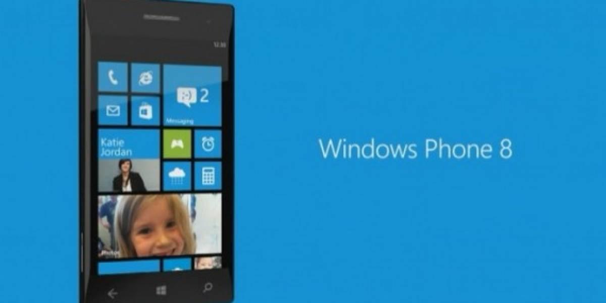 SDK de Windows Phone 8 podría llegar en septiembre
