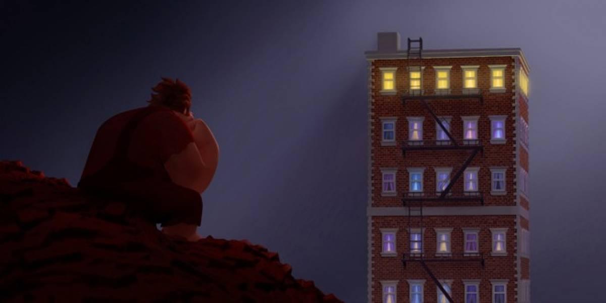 Disney lanzará película ambientada en 8-bits