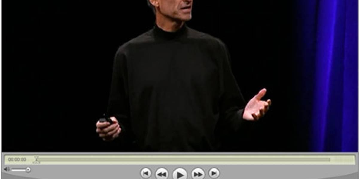 El Keynote de Jobs en 60 segundos