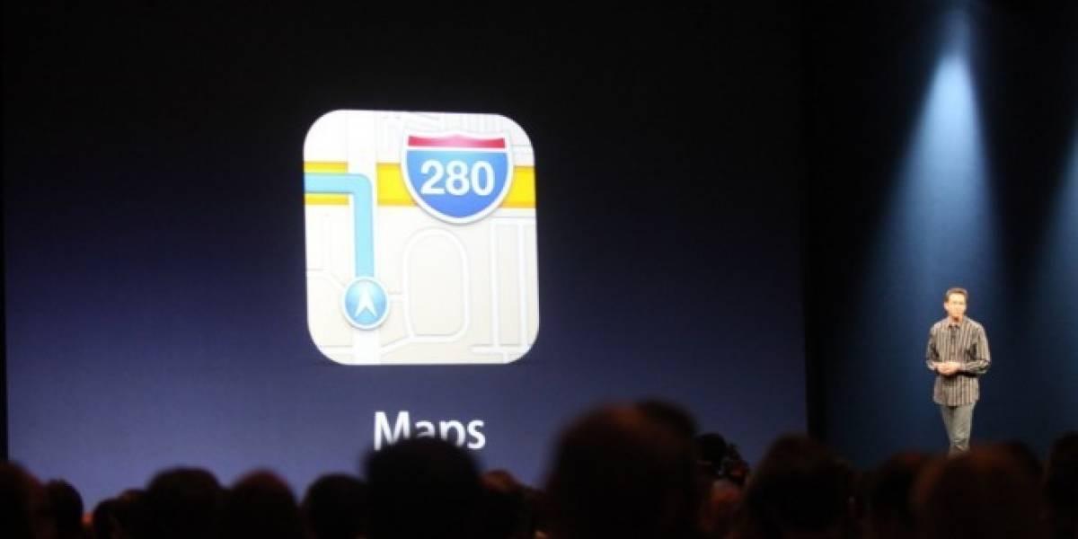 Waze ayudará con información en tiempo real para los mapas de iOS 6
