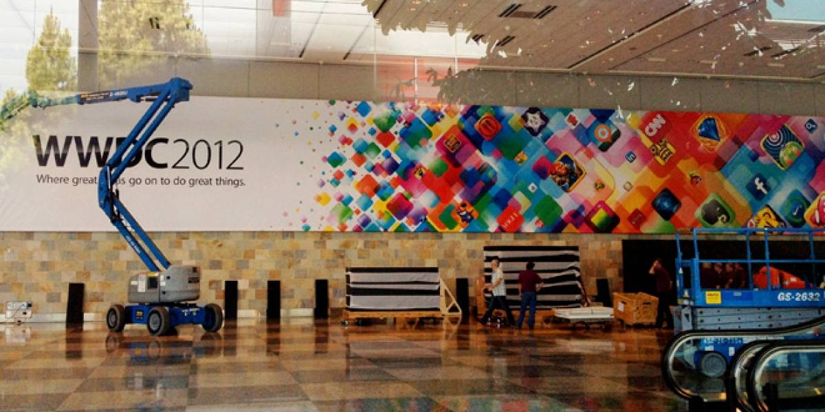 WWDC 2012: Sigue en vivo la conferencia de Apple [FW Live]